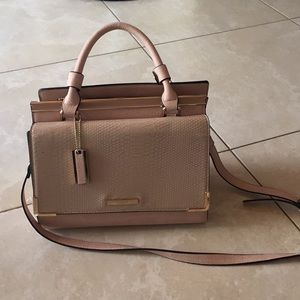 New no tag Dune London bag in blush color